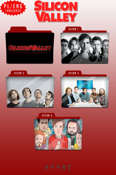 Silicon Valley ICONS by n8ne