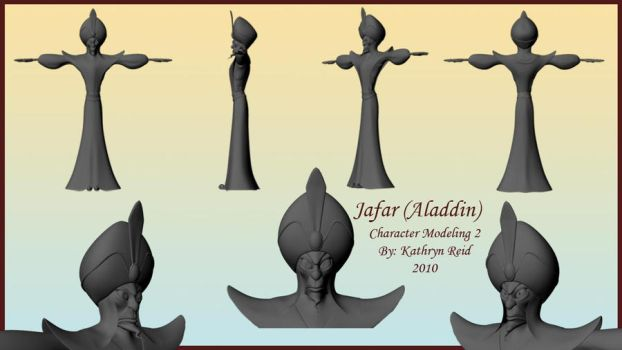 jafar model by CharryCola
