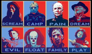 Horror Icons by richierich27