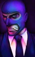 Mobster by overwatched