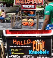 Hallo-Fun attraction at Knoebels by creepsome