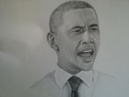 Barack. by UpperCanine