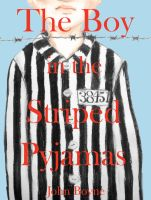 Alternate Cover: The Boy in the Striped Pyjamas by JuliaJacobss