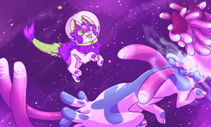 Space Discovery by BaZooKa-Kat
