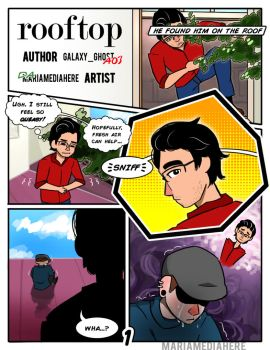 Rooftop (SEPTICPLIER) - [PAGE 1] by MariaMediaHere