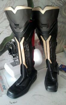 Thor Boots by Ankh-Feels