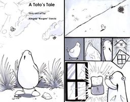 A Toto's Tail - 1 by RangyRougee