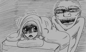 Armin - Your Blanket Will Protect You From Harm by Batsu13angel