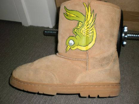 Shoes 2 ugboots by D34Dsmell