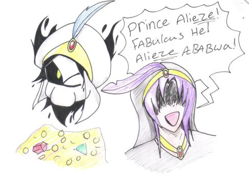 maddy27619 comp: prince alieze by comics-art-girl