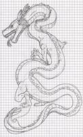 Asia Dragon scetch by Grey-Terminal