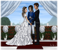 Our Wedding Day by Jullelin