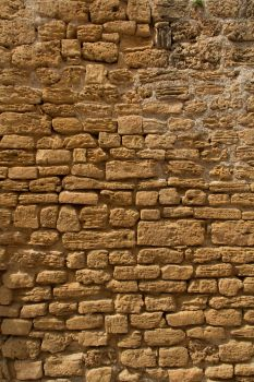 Free Texture #31: Old Limestone Wall by RJD37