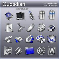 Quotidian ip by SKoriginals
