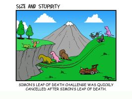 Leap by Size-And-Stupidity
