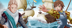APH - The Battle of La Naval by chaneljay