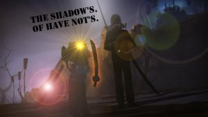 The Shadow's by TheProdigy100