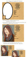 Hogwarts ID Tutorial by Tazkia