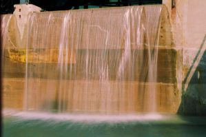 Chiche Long-Exposure Waterfall by TheBlairMan