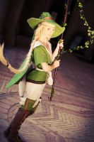 Yunan - watch my Magic by KashinoRei