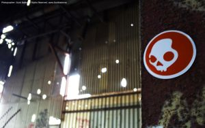 SkullCandy Warehouse - Rusted by GrotesqueArtist