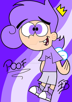 Kid Poof by FairlyOddCosmo