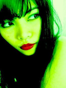 green look by psycho-namo