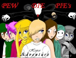 PWP's HA comic cover page improve by judy2468