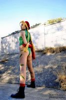 Cammy: Stance by Miss-Marquin