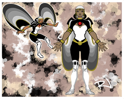 Storm redesign for Project:Rooftop by RJN16