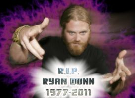 R.I.P. Ryan Dunn V2 by Caramelxcore