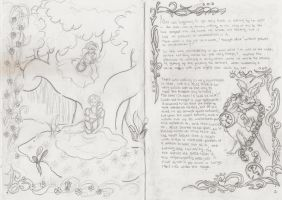 Alice in wonderland pag.1 by SofiaSevero