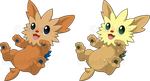 +506 - Lillipup + by Cachomon