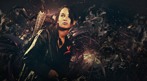 Katniss Everdeen by Stealth14
