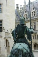 Pierrefonds Detail 04 Stock by lokinststock
