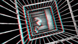 Cage 3-D conversion by MVRamsey