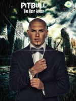 New Design ... Pitbull by MohamedEssawyDesign
