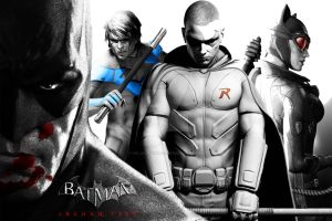 Batman Arkham City Wallpaper 2 by ValanUchiha8214