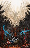 Diablo 3: Heaven shall burn by knight-mj
