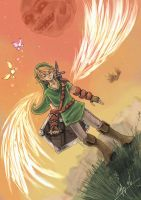 Link - Wings by Zefy