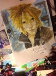 Cloud 2 Final Fantasy vii Advent Children by samui153