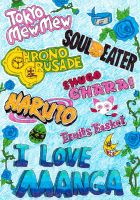 just some manga names by Iloveyoukisshu