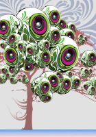 Sound Tree by Gfield