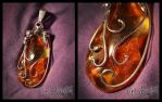 Amber Pendant 1 by xlorite