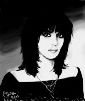 Joan Jett by Ka-ou