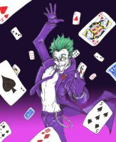 Joker 5 by ChrisOzFulton