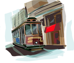 Trolly number two by mister-k81