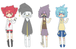 Pokejinkas {set 2} {closed} by Eeyrie