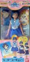 Sailor Stars Sailor Mercury Beauty Change Doll by aleena