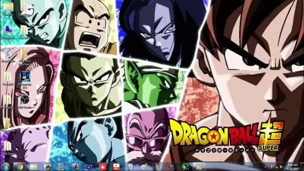 My DBS Desktop background by Chidori1334
